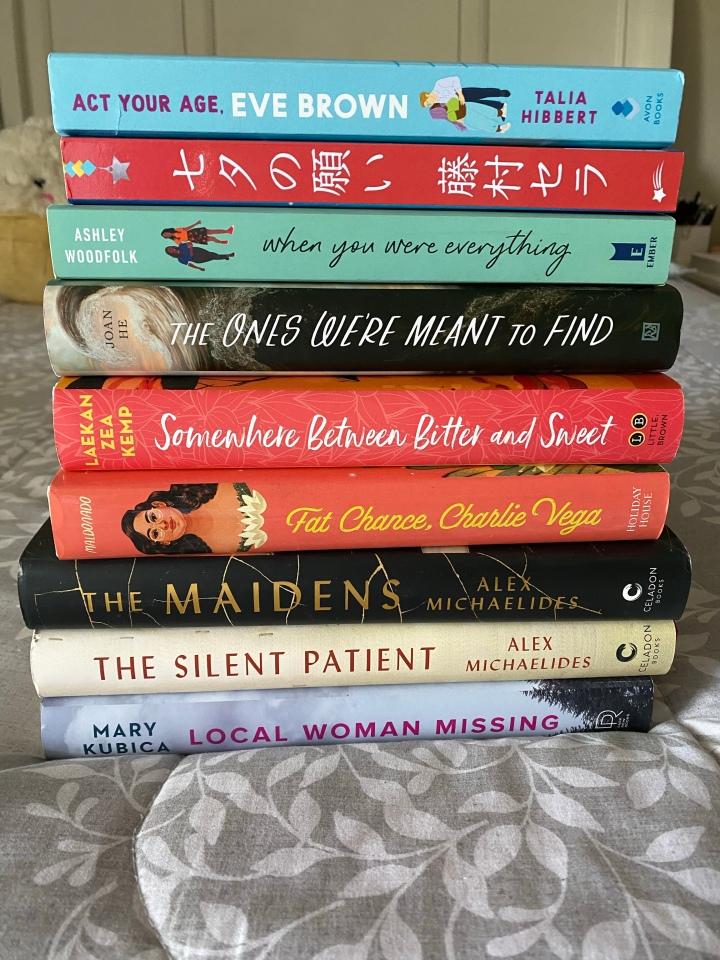 Book Haul: AmazonEdition